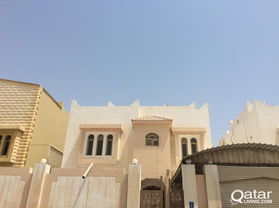 1BHK SPACIOUS AVAILABLE IN AL THUMAMA - (NO COMMISSION)