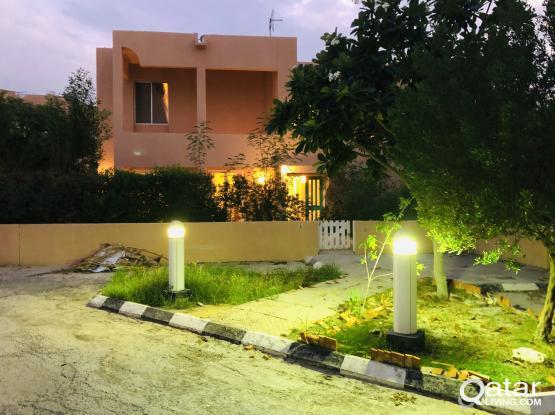 Great Offer- 2 Months Free !! 3 BHK Compound Villa @ Al Waab