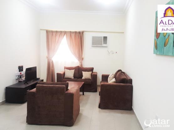 No Commission-One Bedroom Unfurnished Flats In Fereej Abdul Aziz
