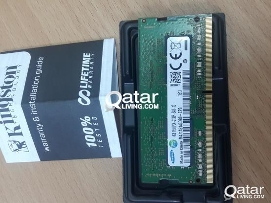 laptop Ram and Hard disk