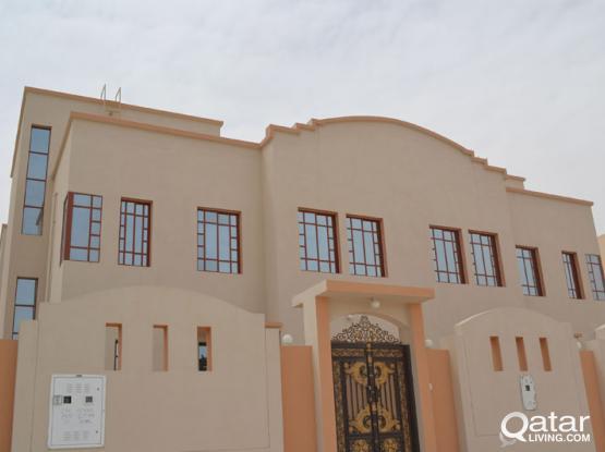 Spacious  5BR Unfurnished Villa-Ein Khalid