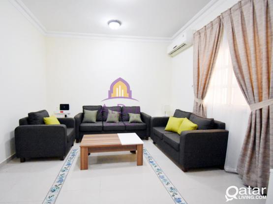 Furnished 1 bedroom flat in Fereej Abdel Aziz