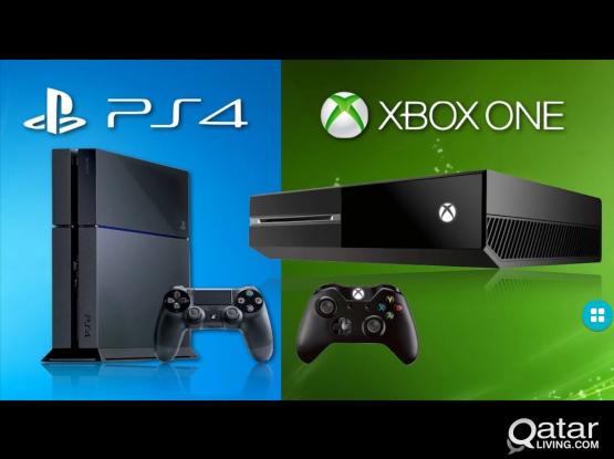 PS4 & XBOX Console Servicing. Call: 50404808.