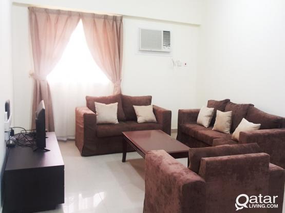 One Bedroom F/F Flat In Fereej Abdul Aziz