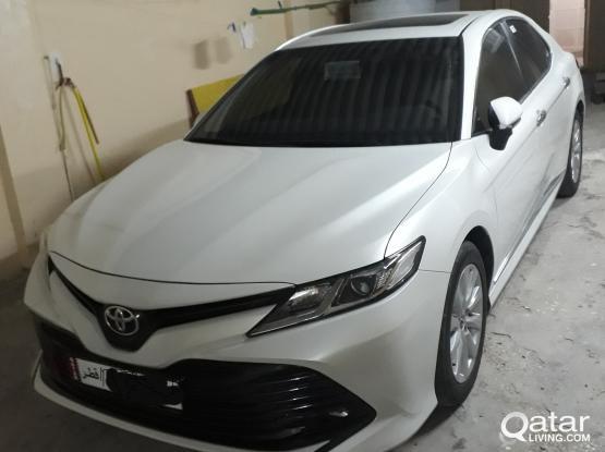 Toyota Camry GLI 2018