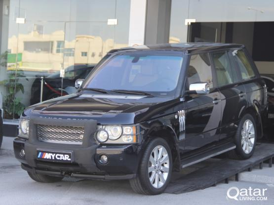 Land Rover Range Rover Vogue Supercharged 2008