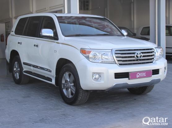Toyota Land Cruiser VXR 2015