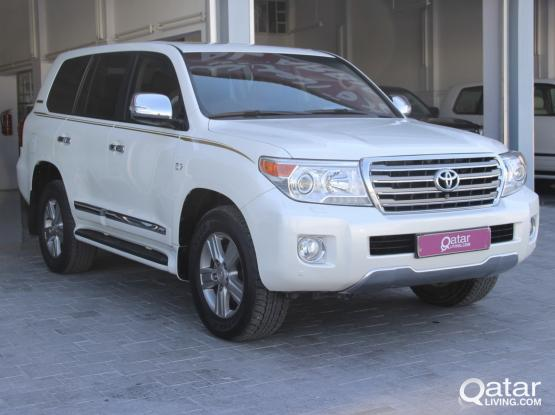 Toyota Land Cruiser VXR 2015