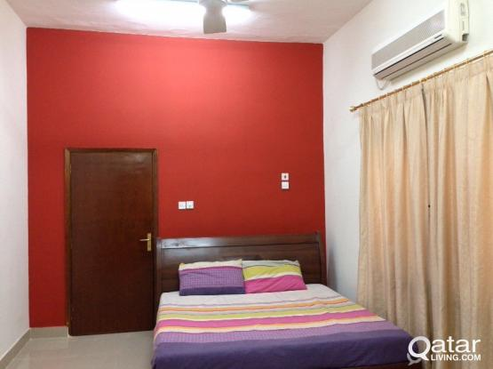 AMAZING DEAL - 1 bedroom Fully Furnished