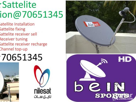 #Satellite dish installation and repair@70651345