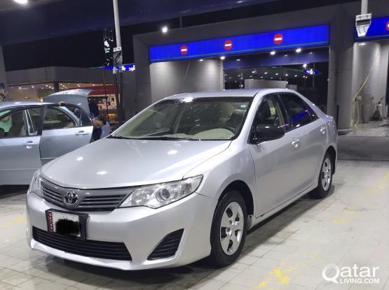Toyota Camry GLI 2012