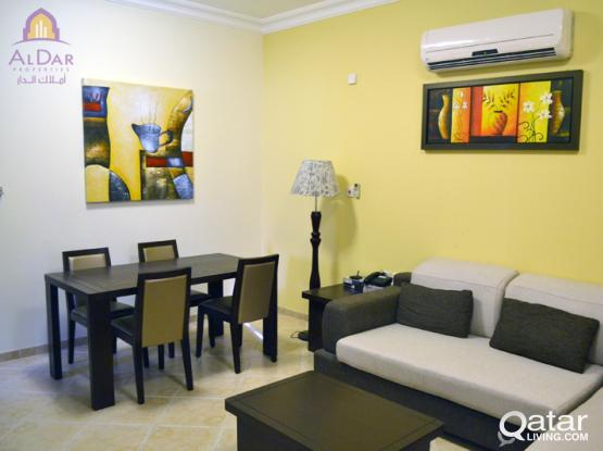 Stunning Furnished 1BHK Located Near Airport