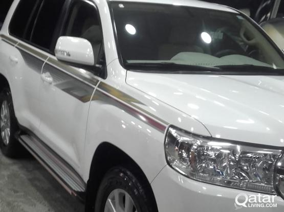 Toyota Land Cruiser GX 2016