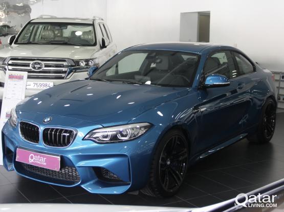 BMW M 2 2018