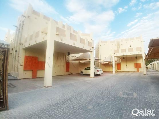 4BHK Spacious Semi Furnished Villa for Rent- West Bay Lagoon