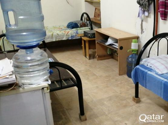 Bed space @ Qr 700 for executive bachelor in Doha jadeedh near grand mart