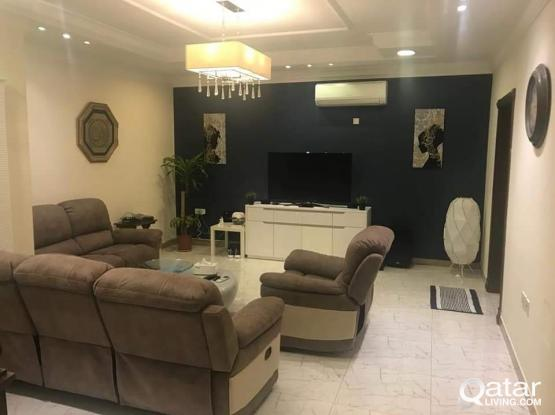BRAND NEW STAND ALONE VILLA AVAILABLE FOR FAMILY, MATAR QADEEM