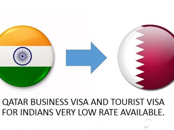 3, 6, 9 MONTHS QATAR VISIT VISA FOR INDIANS - 31533860