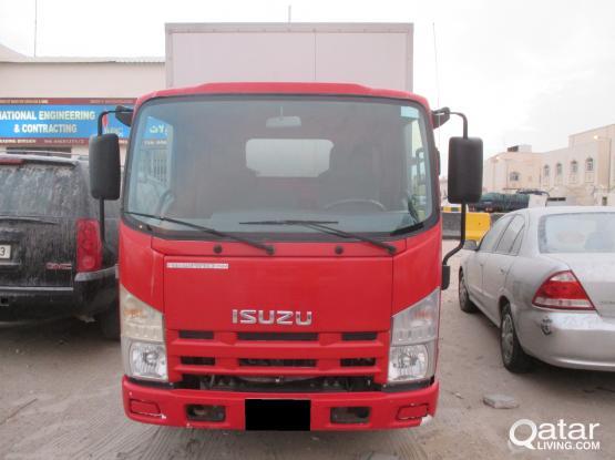 Isuzu Truck 2015