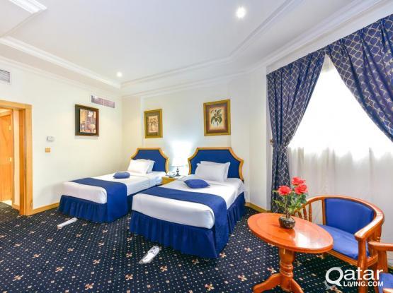 Standard Room - Grand Qatar Palace Hotel