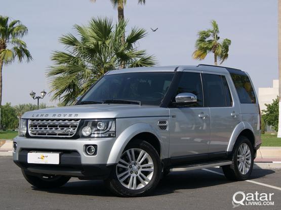 Land Rover LR4 2014