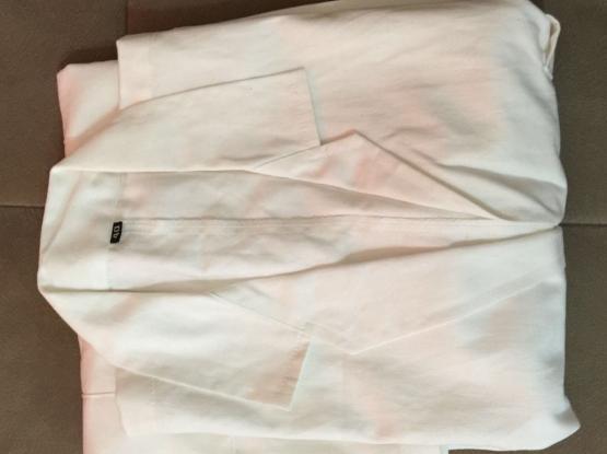 Lab coat Half sleeves