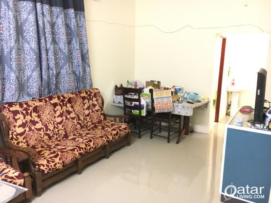 FURNISHED STUDIO FOR RENT IN MARKHIYA CLOSE TO MARKHIYA SPORTS CLUB-NEAR DAHAL HAMMAM PARK