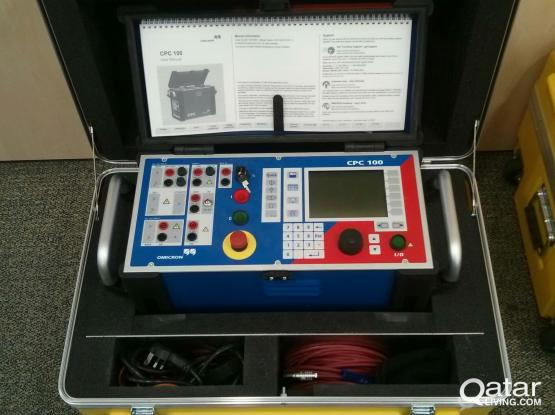 Manitenance,Testing and commissioning substation equipment