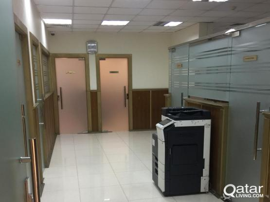 OFFICE FOR RENT IN AL WAKRA MAINSTREET