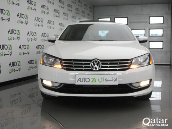 Volkswagen Passat SEL 2016