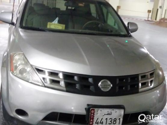 Nissan Murano LE 2006