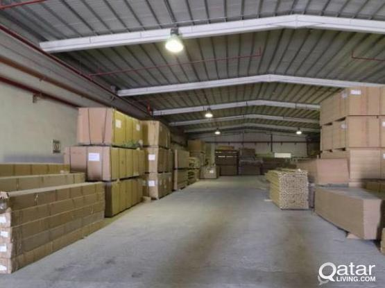 Spacious Warehouse  Chemical Store For Rent