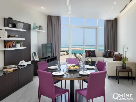 2 Bedroom Apartment - Staybridge Suites Doha Lusail