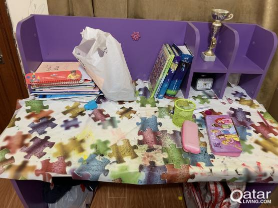 Girls Study Table For sale