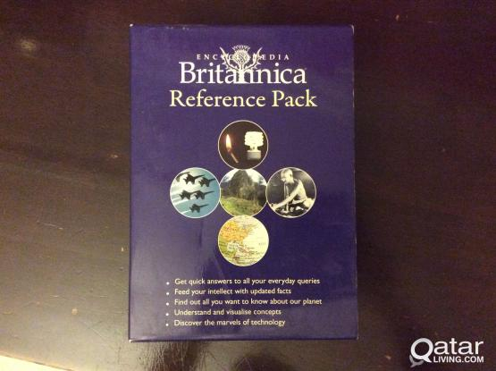 Encyclopedia Britannica Reference Pack
