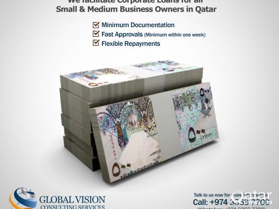Finance Advisory for Company Loans