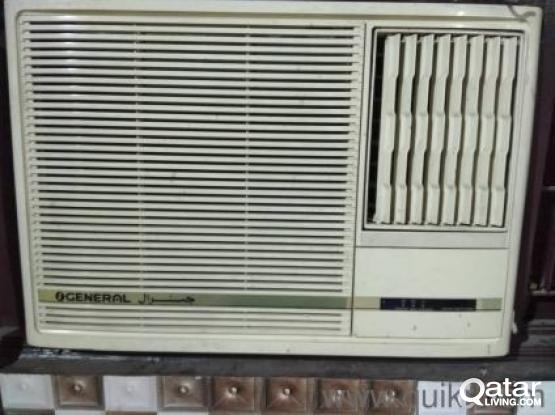 2 Ton O GENERAL Window AC For sale