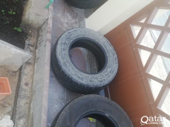 5 tyre for sale (17 inch)