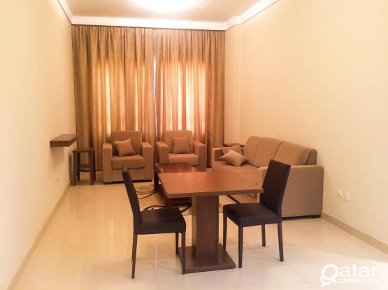 [1-Month Free] Brand New Fully Furnished, 1-Bedroom Flat in Mushaireb