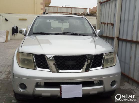 Nissan Pathfinder 2006
