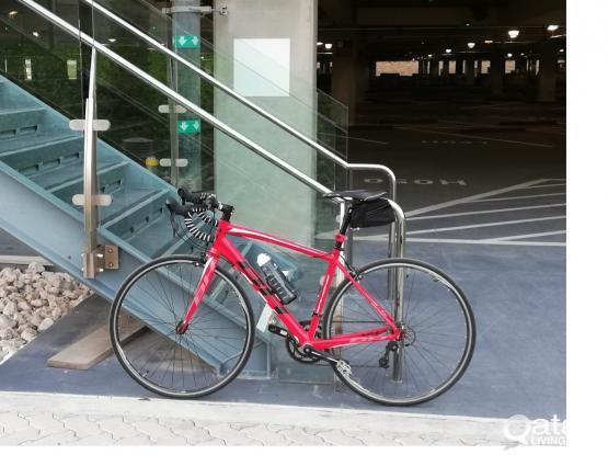 BH Sphene road-bike (Spain made) Size: Medium (10 Speeds, 105 Groupset)