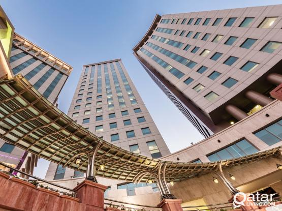 Private office in Barwa Towers Al-Sadd