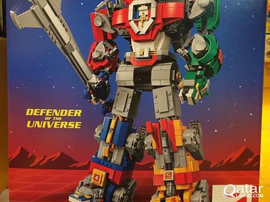 LEGO Voltron (brand new)