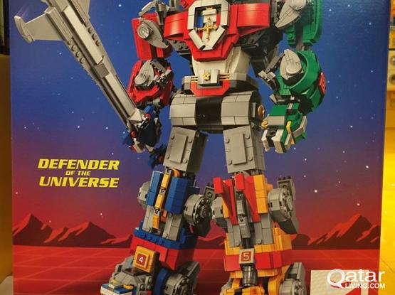 LEGO Voltron (brand new)
