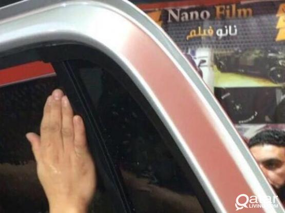 Tint your car for 750 QR