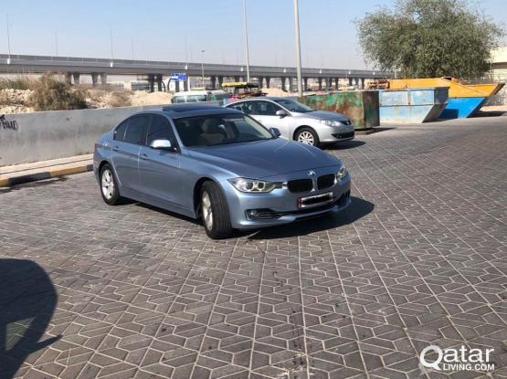 BMW 3-Series 315 i 2012