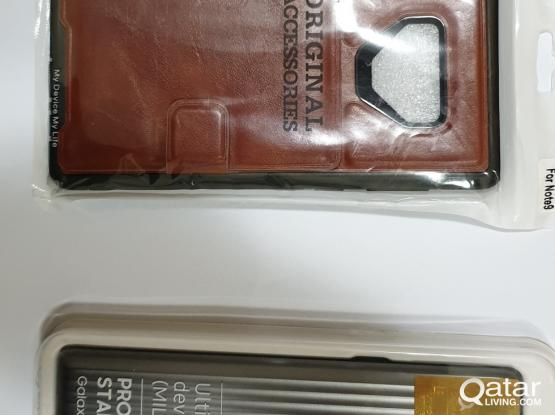 Note 9 back cases