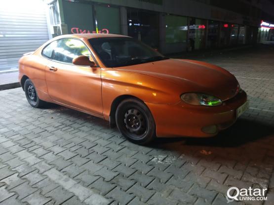 Hyundai Coupe 1997