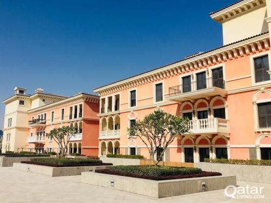 Pearl- Qanat Quartier luxury flat - No agency Fees !
