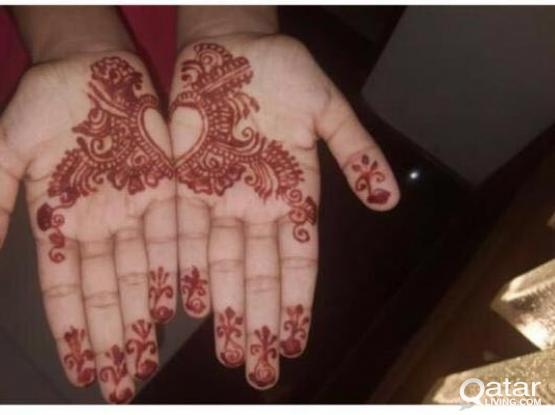 MEHENDI DESIGNING/HENNA DESIGNING at AL SADD!!